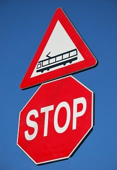 Stop, Traffic, Road Sign, Road, Street, Car, Sign