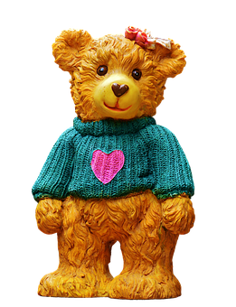 Bears, Art Stone, Cute, Knitting Sweater, Knitted