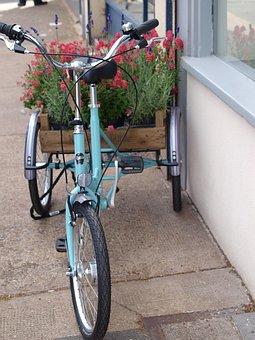 Bicycle, Display Cycle, Shop
