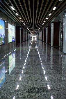 China, Guiyang, Guiyang North Railway Station, Channel