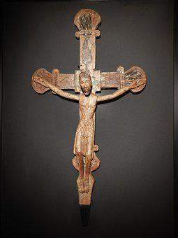 Christ Romanesque, Carving Wood, The Twelfth Century