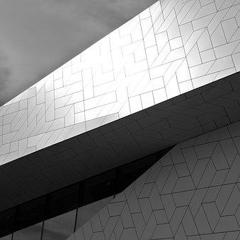Amsterdam, Film Museum, Eye, Architecture, Modern