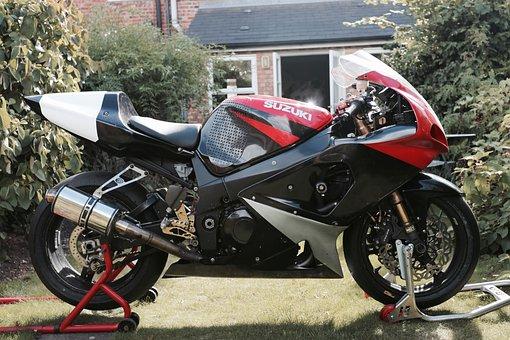 Suzuki, Motorcycle, Gsx-r1000 K1, Motorbike