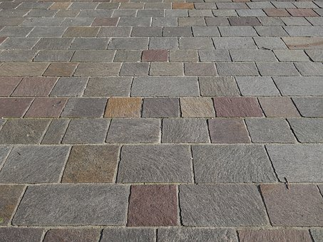 Patch, Paving Stones, Background, Ground, Paved