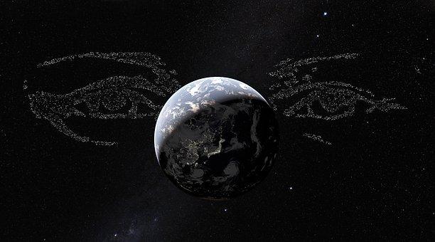 Earth, Universe, Globe, All, Planet, Blue Planet