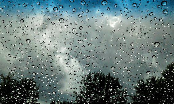 Water Drops, Rain, Rain Drops, Raindrop, Water Drop