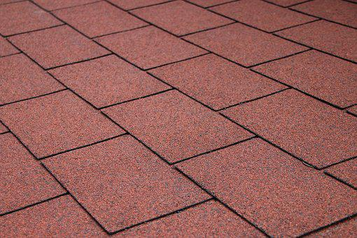 Roofing, Roof Cardboard, Reddish
