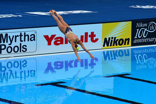 Synchronized Swimming, World Cup, Budapest, Sports