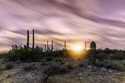 Tagsnature, Arizona, Sky, Landscape, Sunset, Sunrise