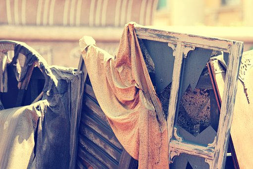 Lumber, Junk, Old, The Scenery, Wood, Theater, Moving