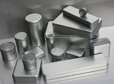 Tin Packaging, Metal Packaging, Tin Cans