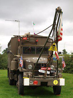 Lorry, Army, Wartime