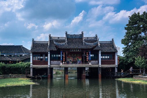 Xitang, The Scenery, The Ancient Town