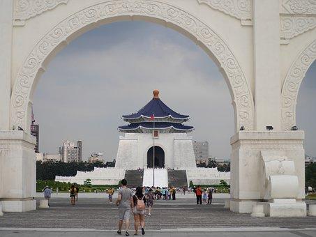 Taipei, Taiwan, Chiang Kai-shek Memorial Hall