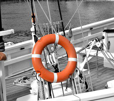 Marine, Buoy, Boat, Maritime, Sea, Boat Buoys, Fishing