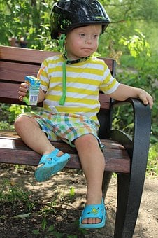 Kids, Sports, Summer, Baby, Boy, Down Syndrome, Health