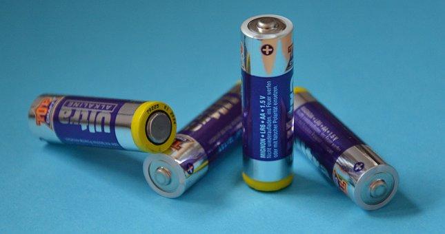 Batteries, Current, Rechargeable Batteries, Pol, Pole