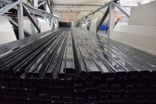 Aluminium, Production, Russia, Plant, Metallurgy
