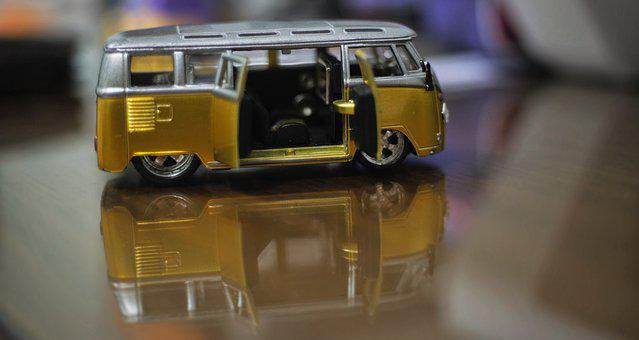 Vw, Comby, Car, Transport, Classic, Old, Transportation