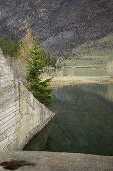 Hes, Water, Russia, Mountain Altai, Travel