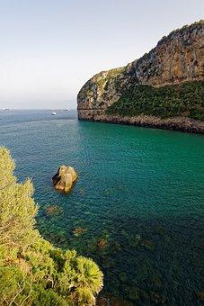 Mediterranean, Bejaia, Kabylia, Algeria, Landscape