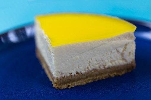 Cheesecake, Lemon, Dessert, Desserts, Food, Sweet, Cake