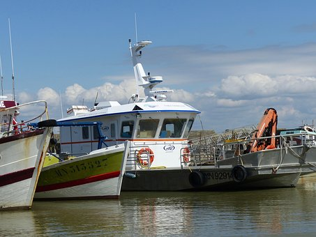 Boats, Fishing, Traditional Fishing, Sea, Fisherman