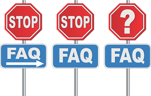 Faq, Sign, Help, Support, Question, Ask, Information