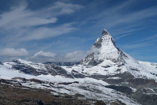 Matterhorn, Zermatt, Swiss