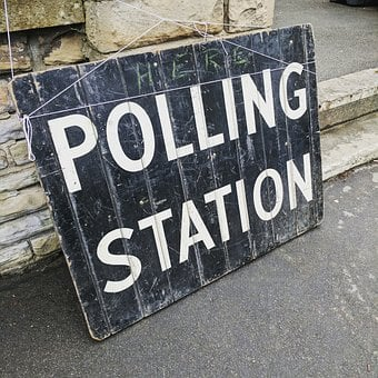 Polling Station, Poll, Election Day, Voting, Voters