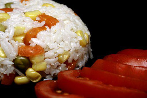 Rice, Tomato, Food, Hot, Egypt, Vegetable, Healthy