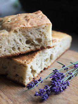 Bread, House, Baking, Lavender, The Smell Of, Aroma
