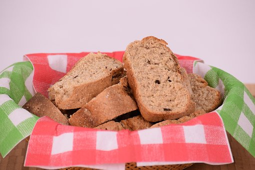 Bread, Rolls, Food, Breakfast, Fresh, Homemade, Bakery