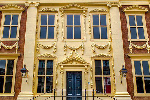 Museum, Painting, Mauritshuis, Building, Facade