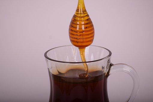 Honey, Bowl, Bee Honey, Food For My Health