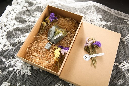 Packaging, Flower, Gift