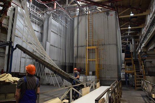 Aluminium, Plant, Production, Russia, Metallurgy, Stan