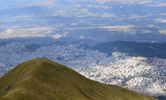 Quito, Landscape, Panoramic