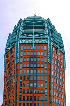 Tower, Building, Skyscraper, Modern, Architecture