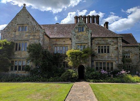 Country House, Rudyard Kipling, Victorian, Summer