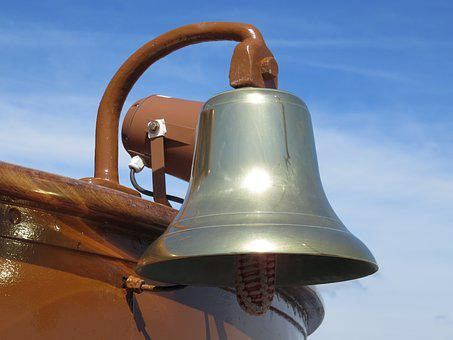 Cruise, Deck, Alert, Vessel, Nautical, Boat, Bell