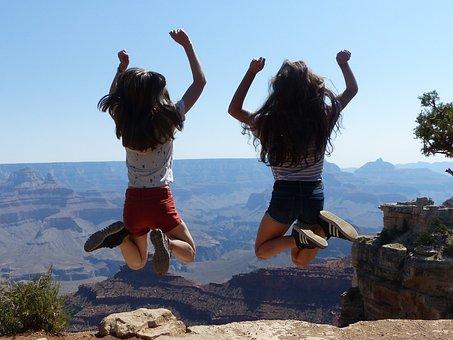 Usa, Grand Canyon, America, Landscape, Panorama