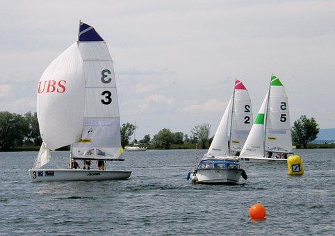 Sail, Regatta, Competition, Team, Championship