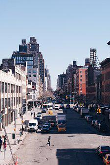 Street, New York, High Line