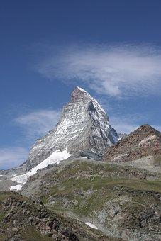 Matterhorn, Zermatt, Switzerland, Landmark