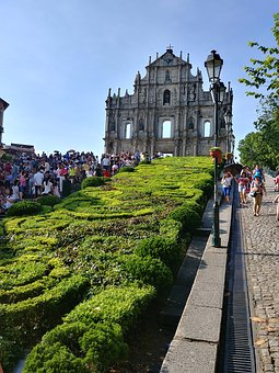 Macau Cathedral, Unesco, World Heritage Sites