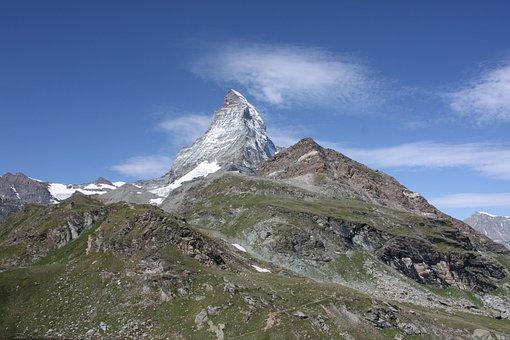 Zermatt, Matterhorn, Switzerland