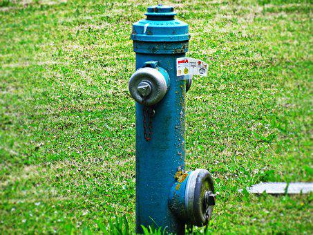 Fire Hydrant, Water, Faucet, The Device, Waterworks