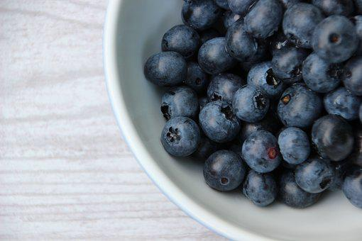 Blueberries, Fruit, Vitamins, Fruits, Healthy, Harvest