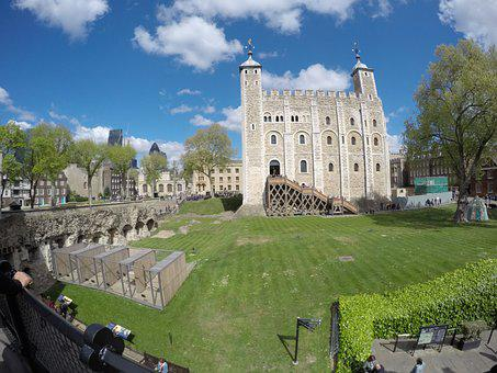 Tower Of London, White Tower, William The Conqueror